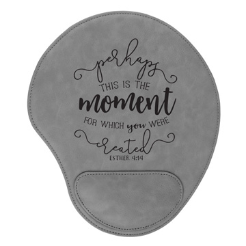Perhaps This Is The Moment Mouse Pad
