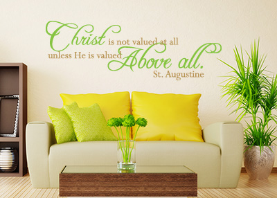 Christ Is Not Valued At All
