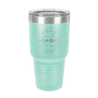 Perhaps This Is The Moment Insulated Tumbler