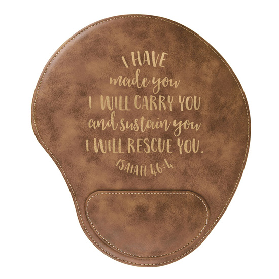 I Have Made You Mouse Pad